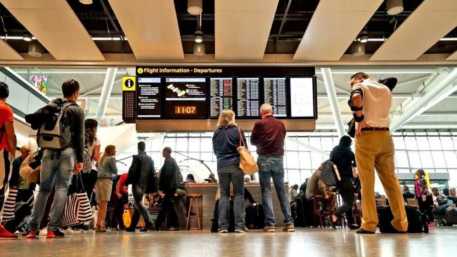 The One Too Many campaign is making sure everyone travels safe and responsibly on what is set to be the busiest day for UK airports