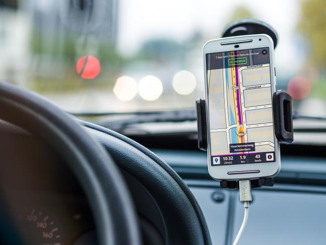 MPs said drivers should not be using phones in hands free mode. Photo: Pixabay