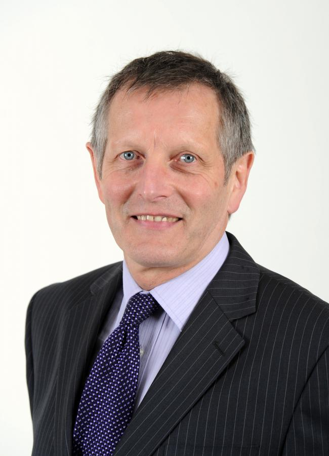 Outgoing Hertsmere Borough Council chief executive Donald Graham. Credit: HBC