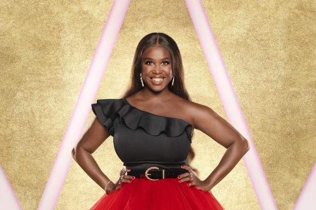 Motsi Mabuse, one of the judges for BBC's Strictly Come Dancing