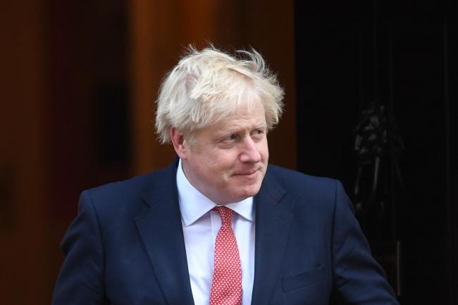 Boris Johnson meets Emir of Qatar