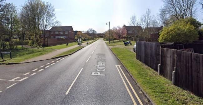 Incidents have happened in Porters Park Drive, Shenley, pictured. Photo: Google Street View