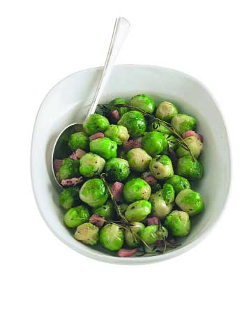 The sprouts of success