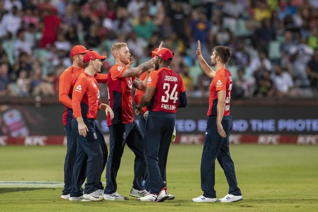England levelled the three-match series in Durban