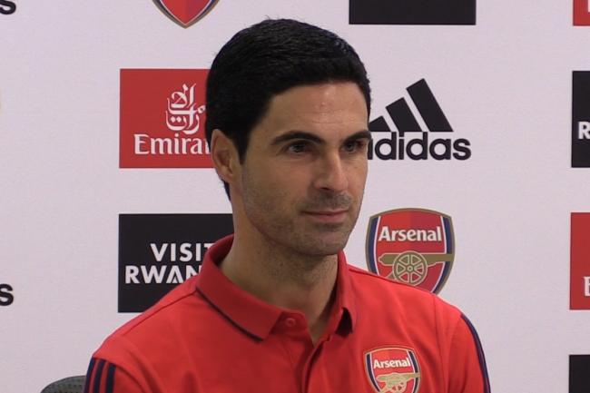 Mikel Arteta believes the next few weeks could define Arsenal's season