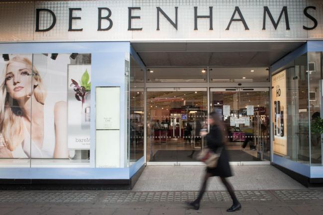 Debenhams is set to go into administration.Credit: PA
