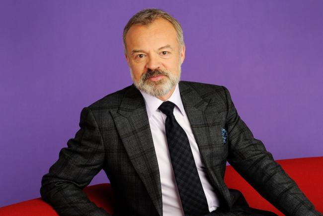 Graham Norton's replacement has been confirmed for BBC Radio 2 show. Picture: BBC