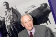 Richard Todd, who played Guy Gibson in The Dam Busters