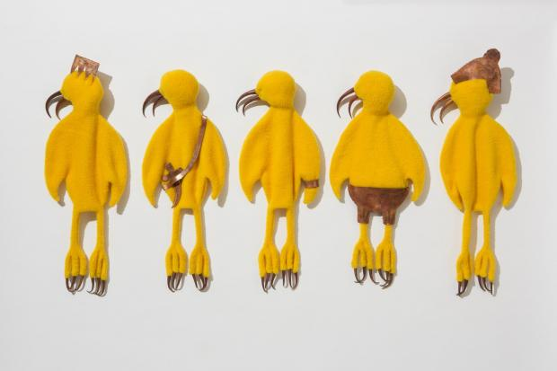 Yellow Birds, Permindar Kaur (2019)