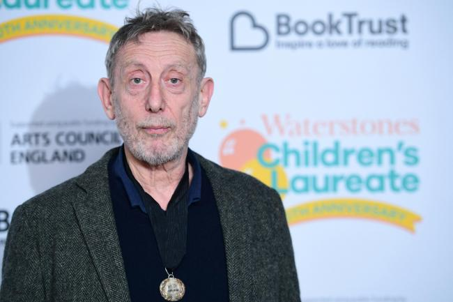Waterstones Children�s Laureate 20th anniversary