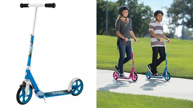 Borehamwood Times: Get scootin' around your neighbourhood with this deluxe Razor. Credit: Razor