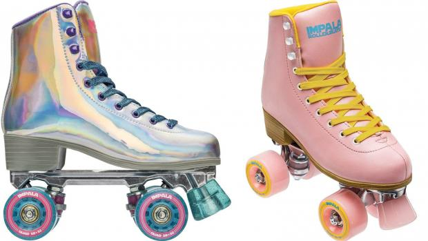 Borehamwood Times: Take part in this summer's hottest trend with these roller skates. Credit: Impala / Amazon