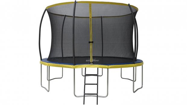 Borehamwood Times: Get some air with this trampoline. Credit: Zero Gravity / Amazon