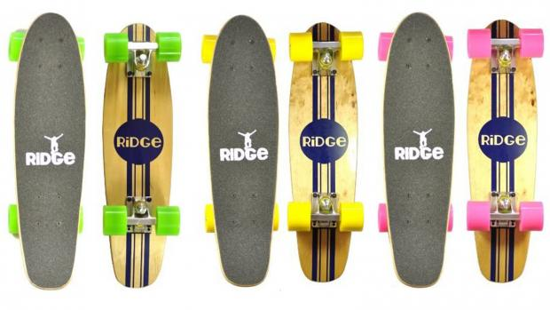 Borehamwood Times: Whether you're learning to skate for the first time or returning to the habit, this board is a great way to do it. Credit: Ridge Skateboards / Amazon