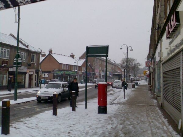 Met Office issues snow warning