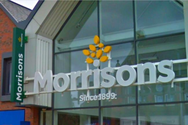 Morrisons re-introduce limits on 'small number' of products. Picture: Newsquest