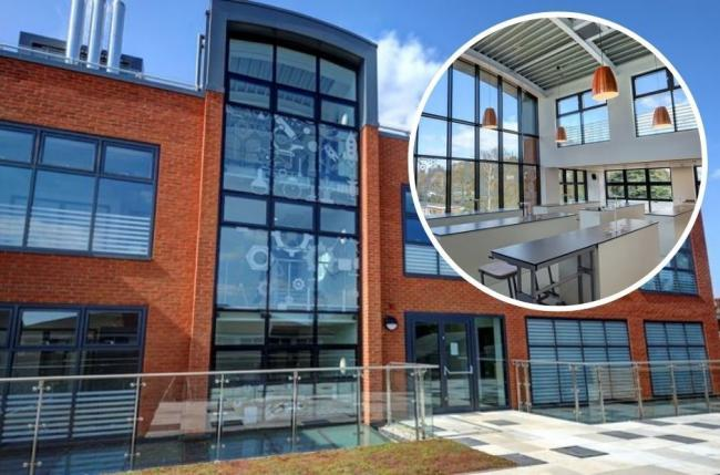 Haberdashers' Aske's School for Girls has unveiled its new STEM facility