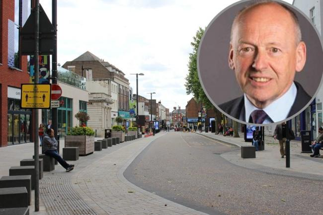 Hertfordshire County Council leader David Williams has responded to the latest lockdown and what it means for the county
