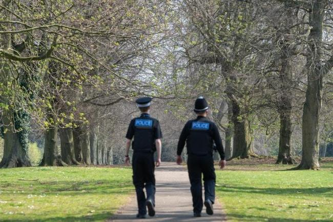 Police patrols are being stepped up in Hertfordshire this weekend (photo Radar)