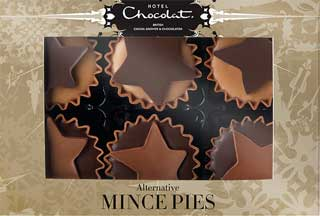 Introducing... Hotel Chocolat's Stunning Christmas Collection