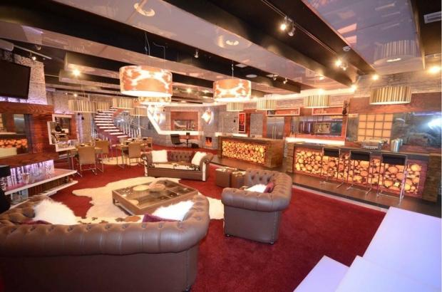 The inside of the Big Brother house