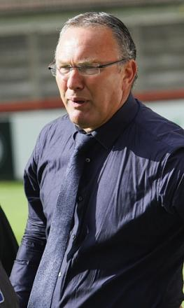 Ian Allinson's side travel to Farnborough this weekend: Peter Beal