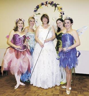 Debbie Southorn and the Fairies