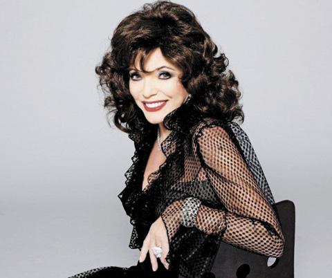 Joan Collins comes to St Albans as part of her UK tour
