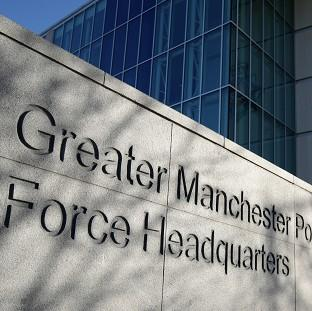 Greater Manchester Policehave arrested a man after a woman was stabbed to death in Droylsden