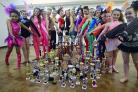 Disco dancers victorious in national competition