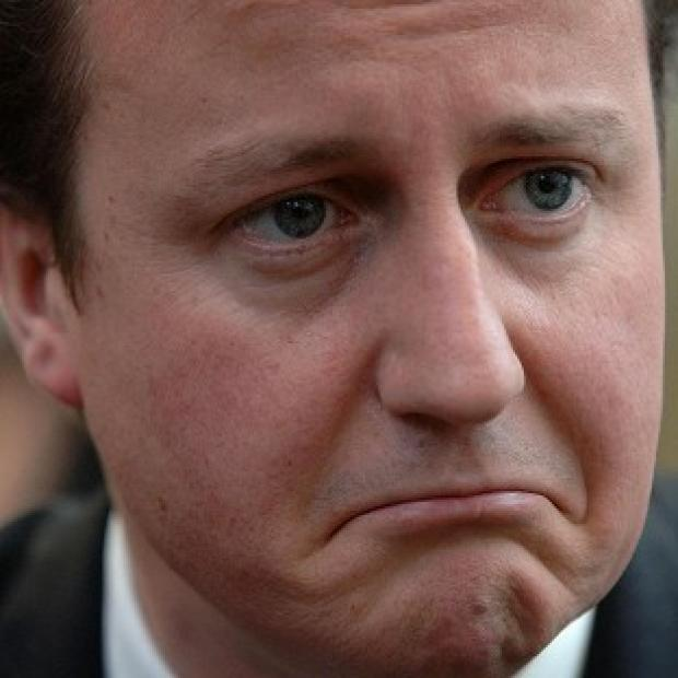 David Cameron has admitted he had dinner with major Conservative Party donors in Downing Street on three occasions since becoming PM