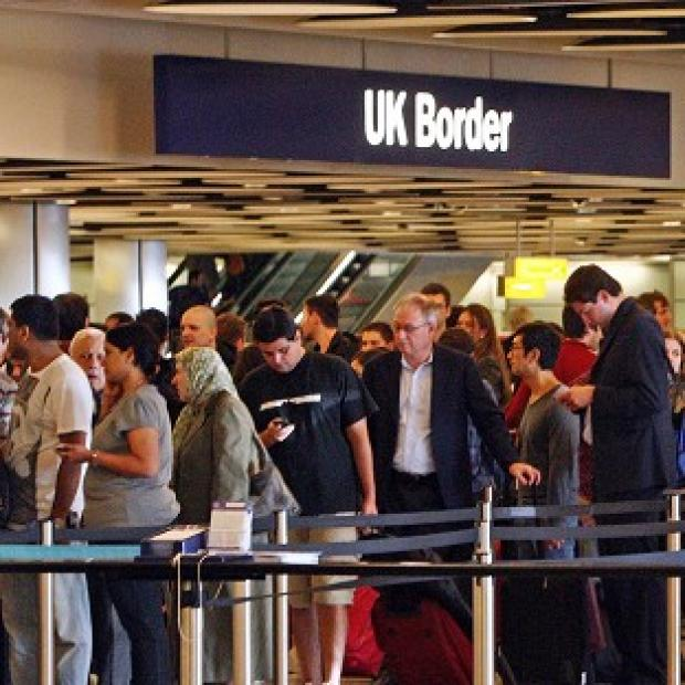 Borehamwood Times: Concerns have been raised that queues at Heathrow Airport are 'damaging' the UK's reputation
