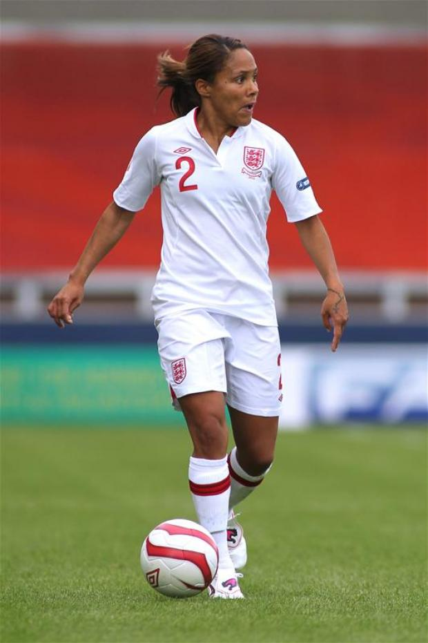 Alex Scott is one of six Arsenal Ladies players to be included in the Team GB squad. Picture: Action Images