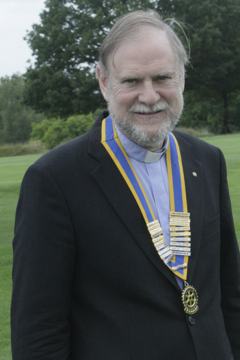 Rotary Club gets new president