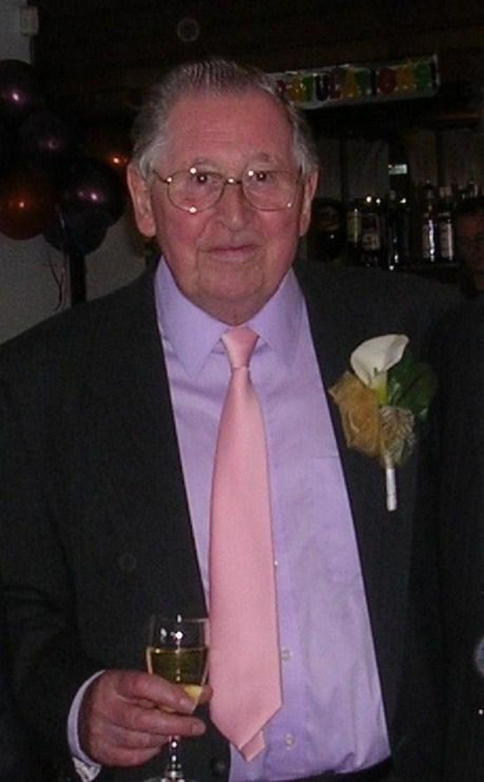 Late former Mayor of Hertsmere was the 'perfect gentleman'