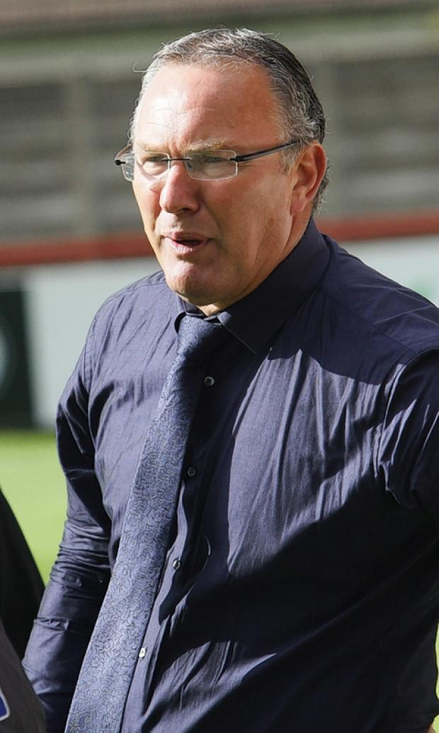 Boreham Wood boss Ian Allinson is optimistic about next season.
