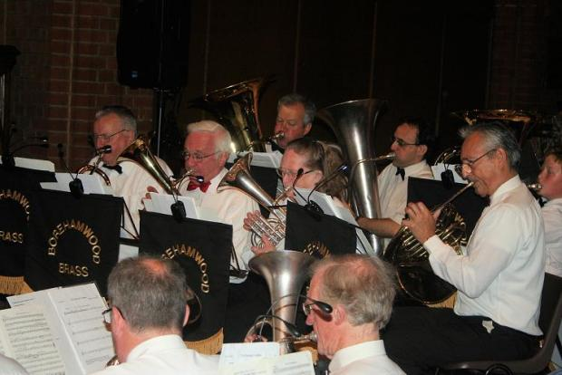 Borehamwood Times: The band at a concert in June