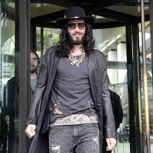 Russell Brand has spoken out about fellow comedians who were criticised for their subject matter