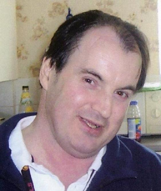 Mr Bain, who was left paralysed after the 2004 attack