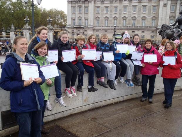 Borehamwood Times: The Guides
