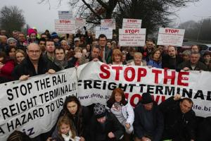 Rail freight debate to take place next month