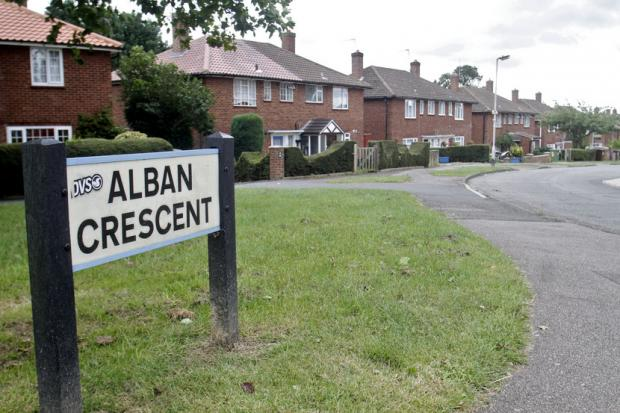 "The dispersal order was introduced in Alban Crescent to deter gangs who saw tormenting residents as an ""urban sport""."