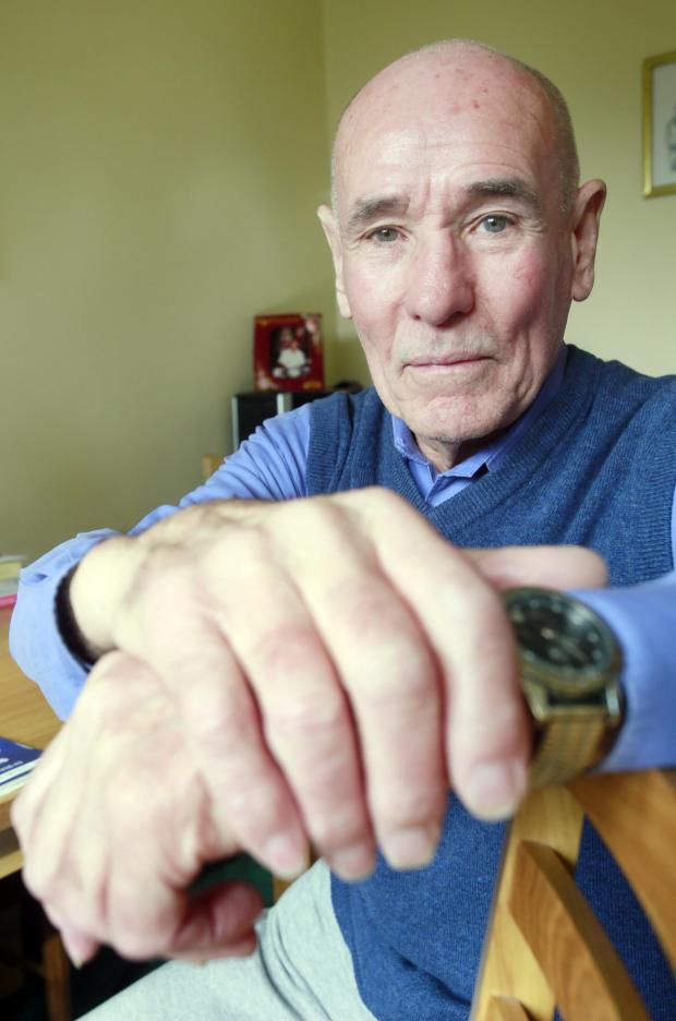 Borehamwood Times: 'It means everything to me' grandfather's emotional plea to find lost ring