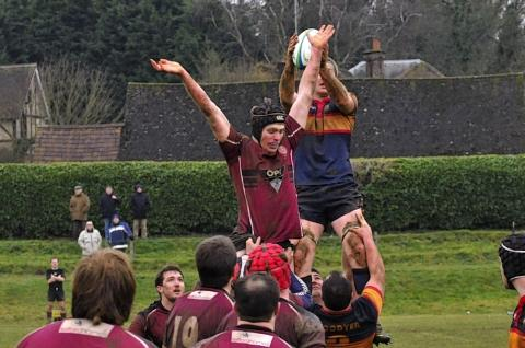 Tabard ran out comfortable winners against UCS