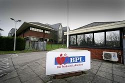 Image result for Bio  Products Laboratory Ltd.