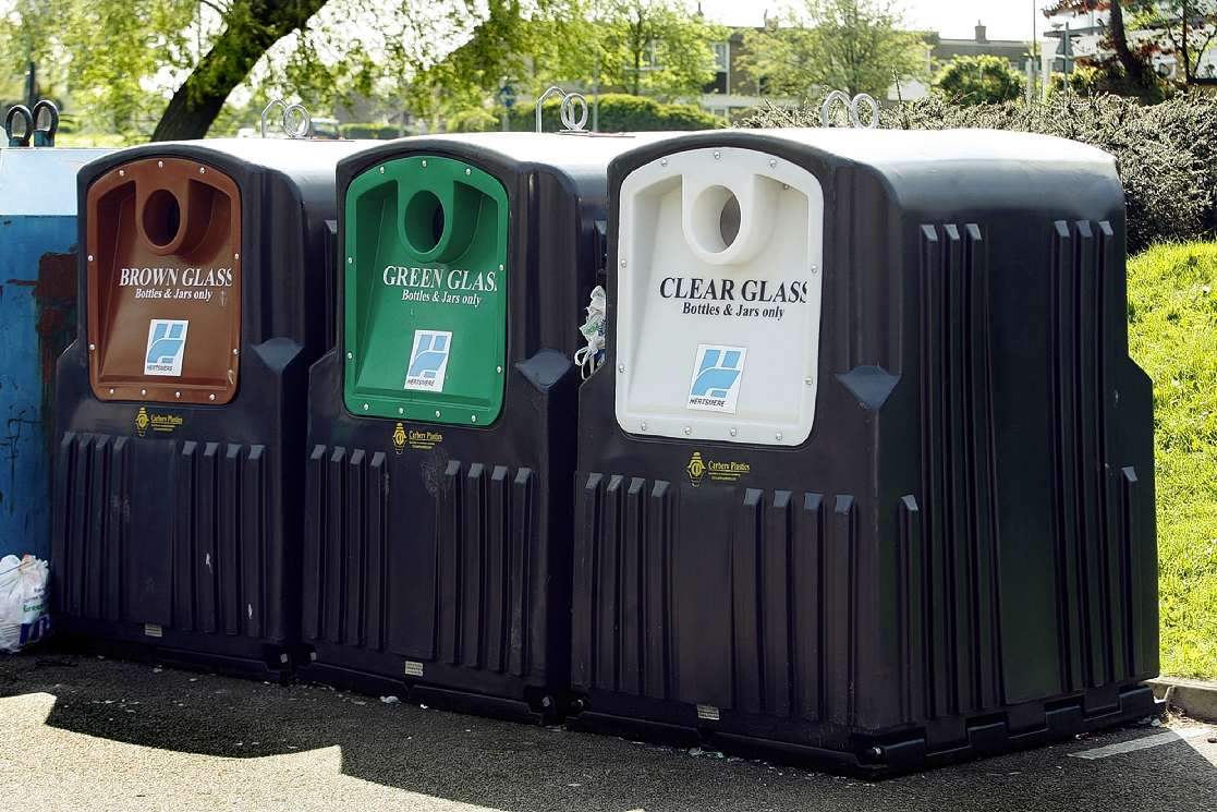 Recycling will be discussed at the meeting