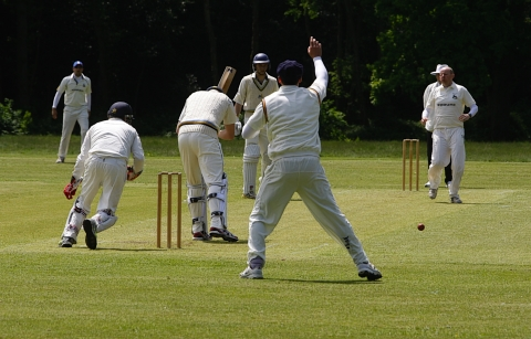 Radlett Fourths lost to Eversholt