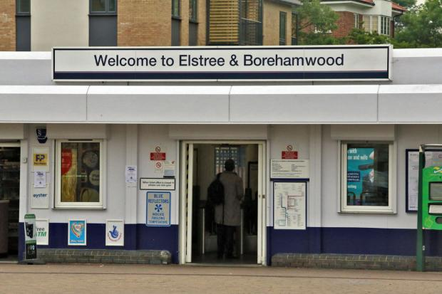 The works at Elstree and Borehamwood station, which are being carried out by Network Rail, are now expected to be completed by the end of July.