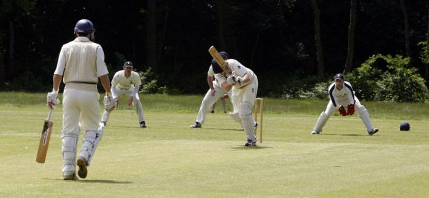 Radlett had no problems beating Wanstead