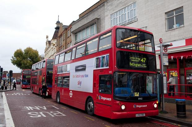 London buses will no longer accept cash fares from Sunday, July 6